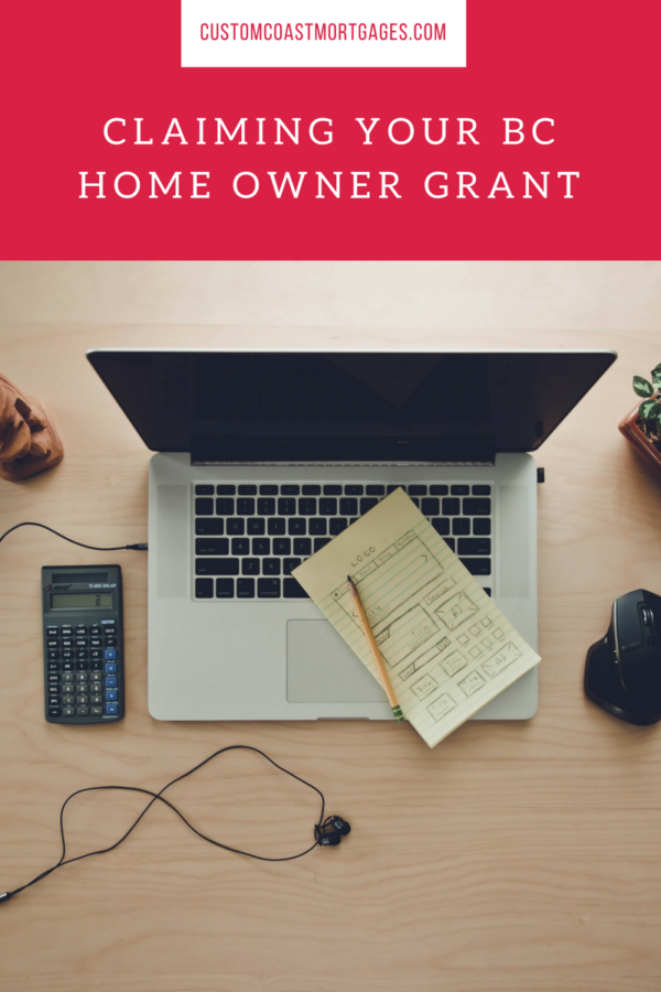 Claiming your 2018 Home Owner Grant!